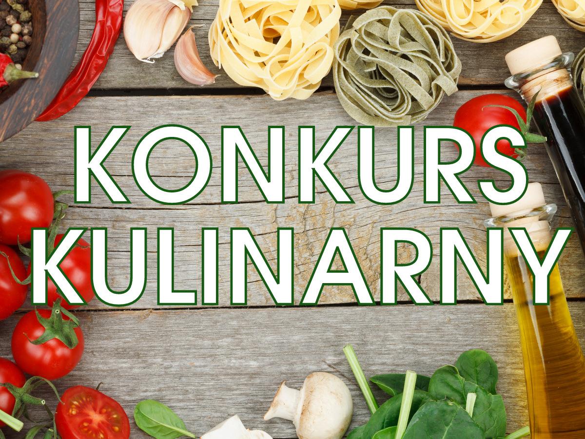 Ilustracja do informacji: Szansa dla kucharzy-amatorów