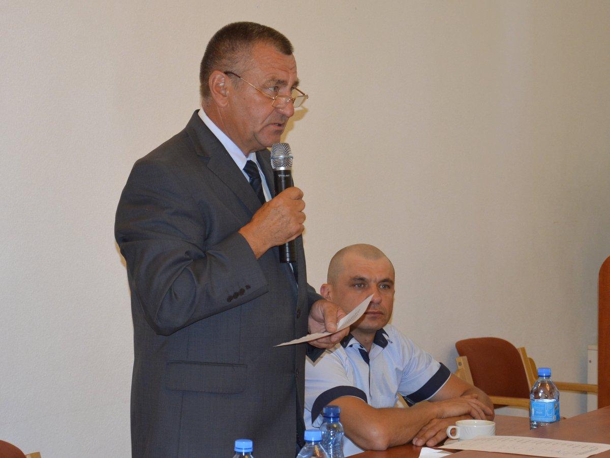 Ilustracja do informacji: 21. sesja rady powiatu