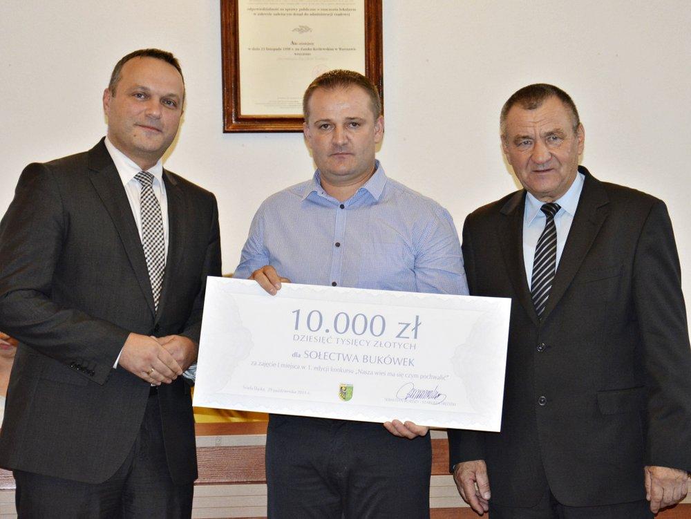 Ilustracja do informacji: Konkurs dla wsi - do wygrania 22 tys. zł