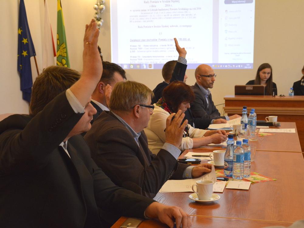 Ilustracja do informacji: Zmiany w Prognozie Finansowej Powiatu