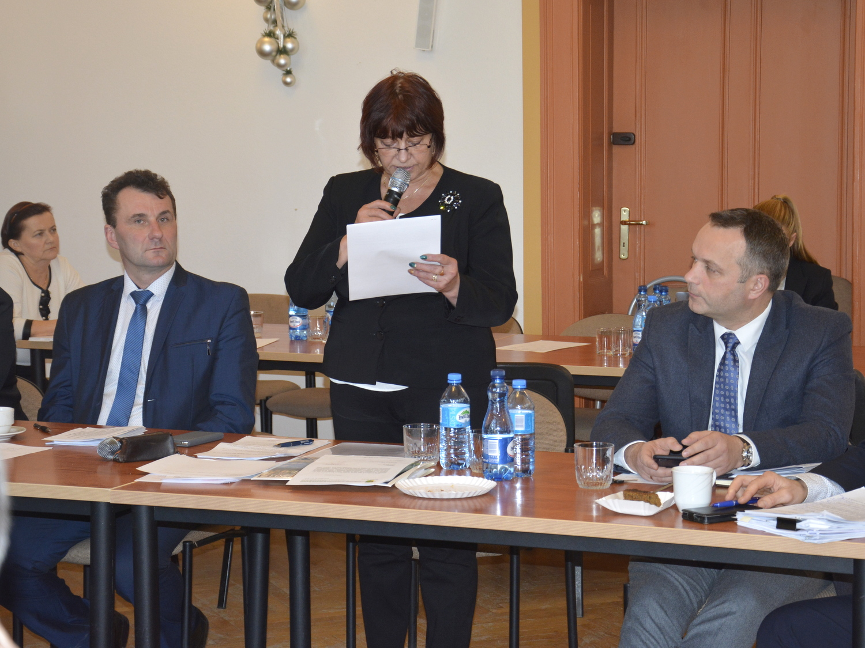Ilustracja do informacji: Budżet Powiatu jednogłośnie