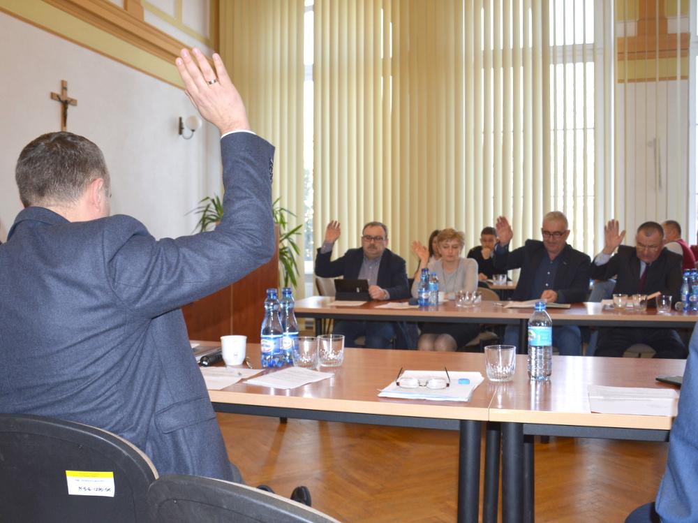 Ilustracja do informacji: XXIX sesja rady powiatu
