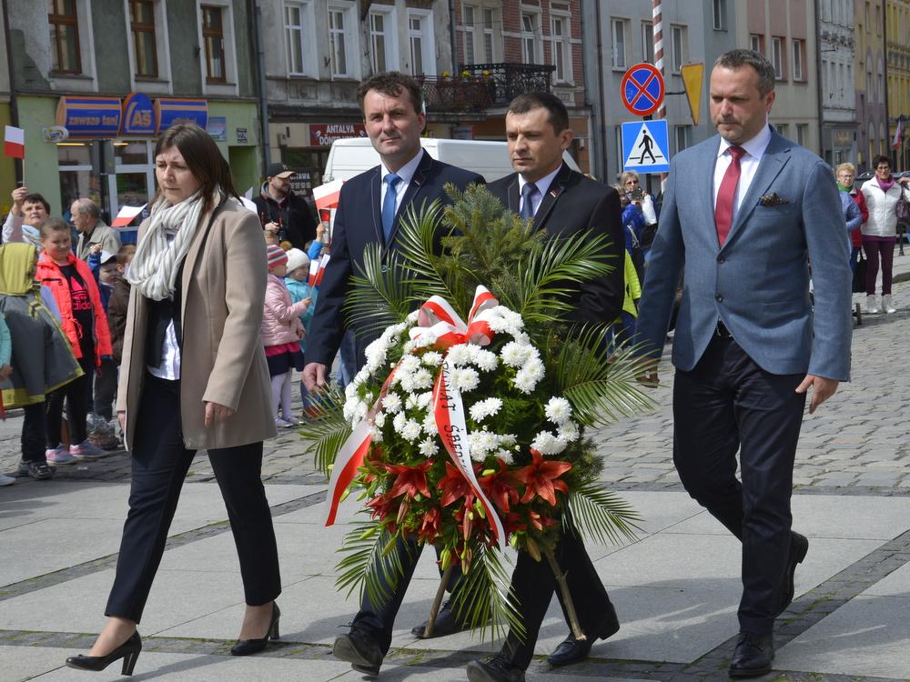 Ilustracja do informacji: Dzień Zwycięstwa w Środzie Śląskiej