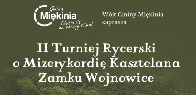 Ilustracja do informacji: Zapraszamy do Wojnowic
