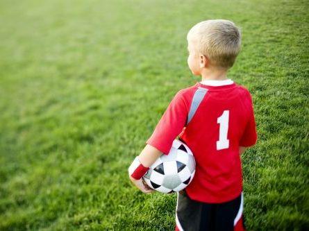 Ilustracja do informacji: Chcesz zostać piłkarzem?