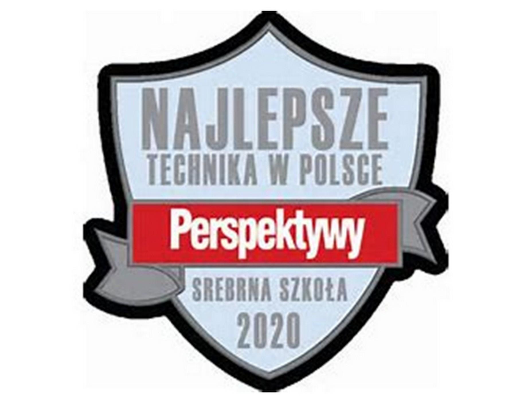 Ilustracja do informacji: Technikum nr 1 na 7. miejscu w województwie!