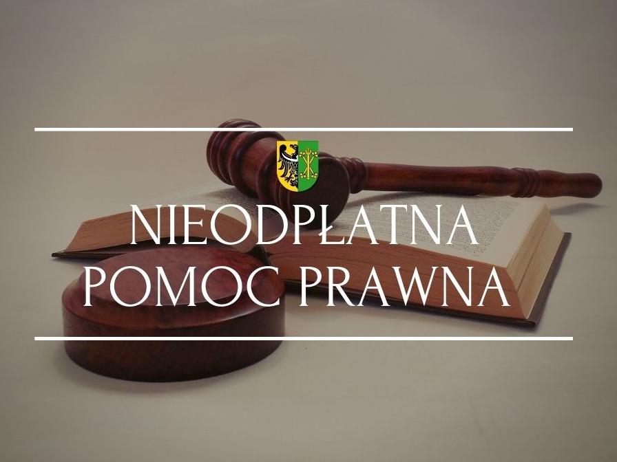 Ilustracja do informacji: Od 15 lutego porady prawne będą udzielane osobiście