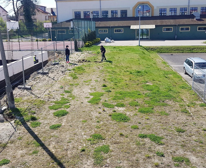 Ilustracja do informacji: Przy CeKA powstanie ogród jakiego w Środzie jeszcze nie było